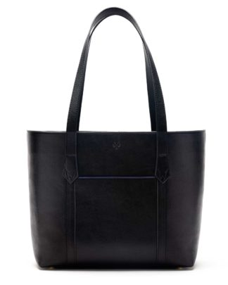Watson & Wolfe Maddox Tote in Black | Ethical State